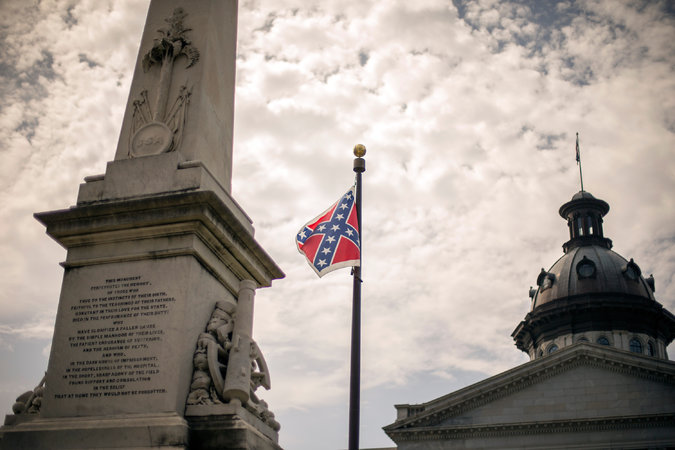 The Forgotten History of the Confederate Flag
