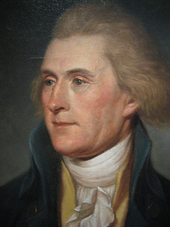 Thomas Jefferson, Southern Man of Letters, Part II