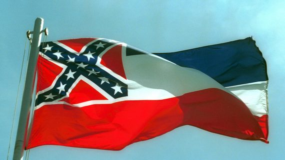 """Is the Mississippi State Flag """"Anti-American""""?"""