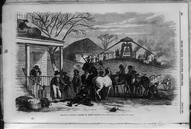 February 1865: The Invasion Continues